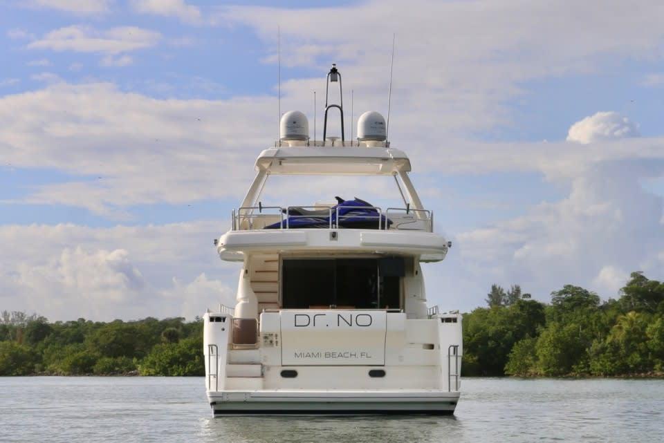 M/Y Dr. No Yacht #7