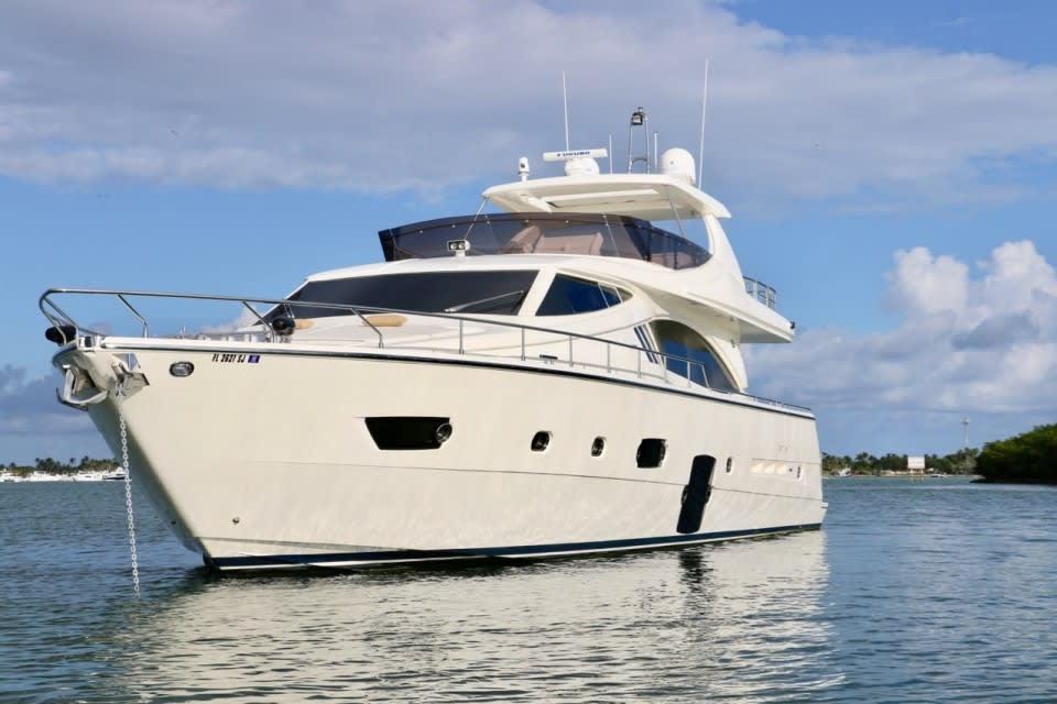 M/Y Dr. No Yacht #6