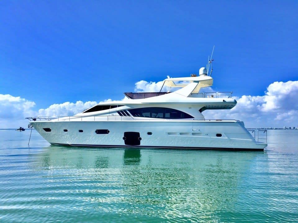 M/Y Dr. No Yacht #1