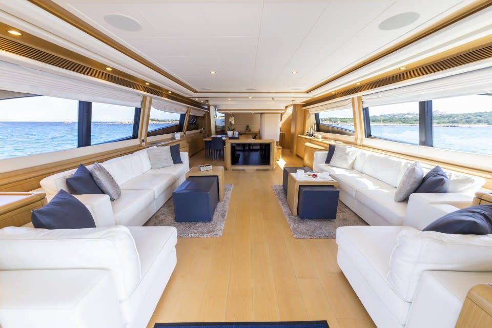 M/Y Porthos Sans Abri Yacht #15