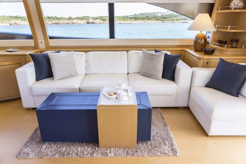 M/Y Porthos Sans Abri Yacht #16