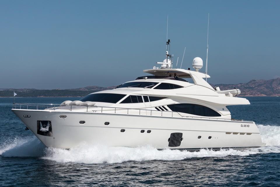M/Y Porthos Sans Abri Yacht #5