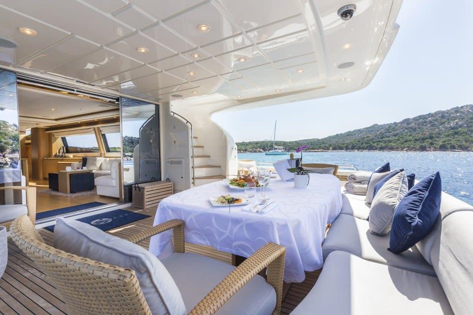 M/Y Porthos Sans Abri Yacht #2
