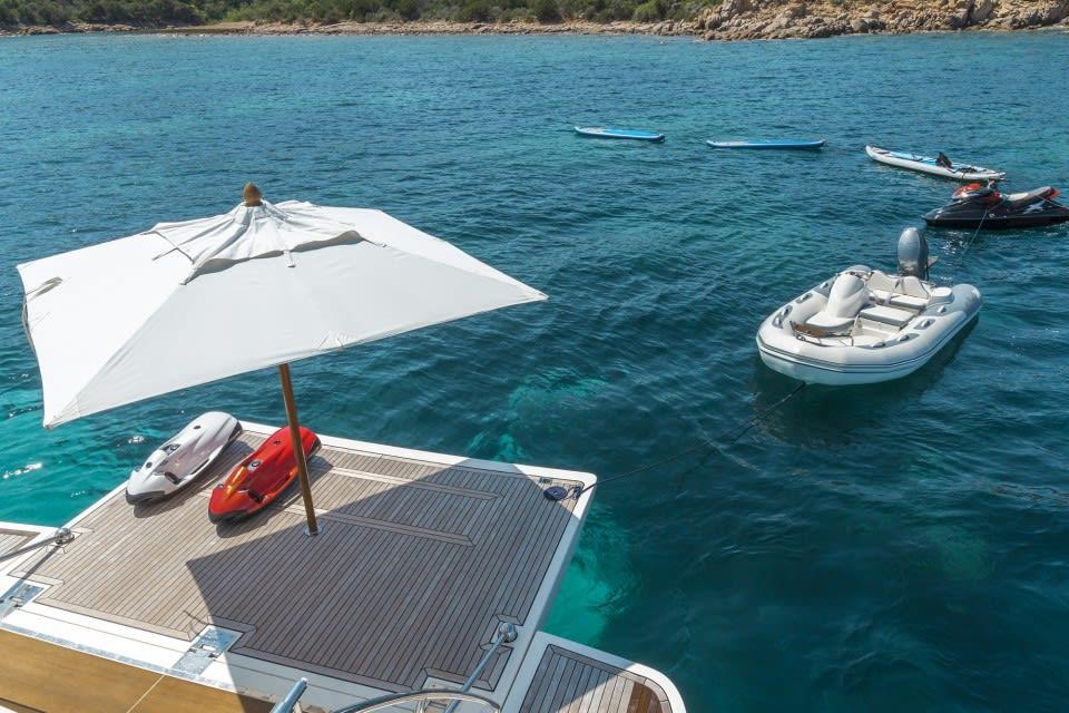 M/Y Porthos Sans Abri Yacht #14