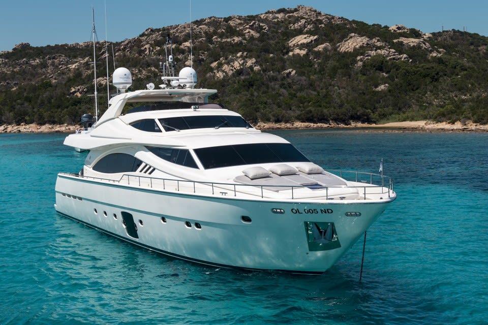 M/Y Porthos Sans Abri Yacht #10