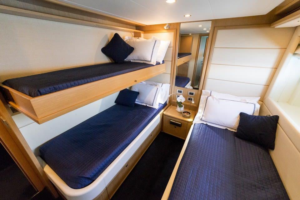 M/Y Porthos Sans Abri Yacht #23