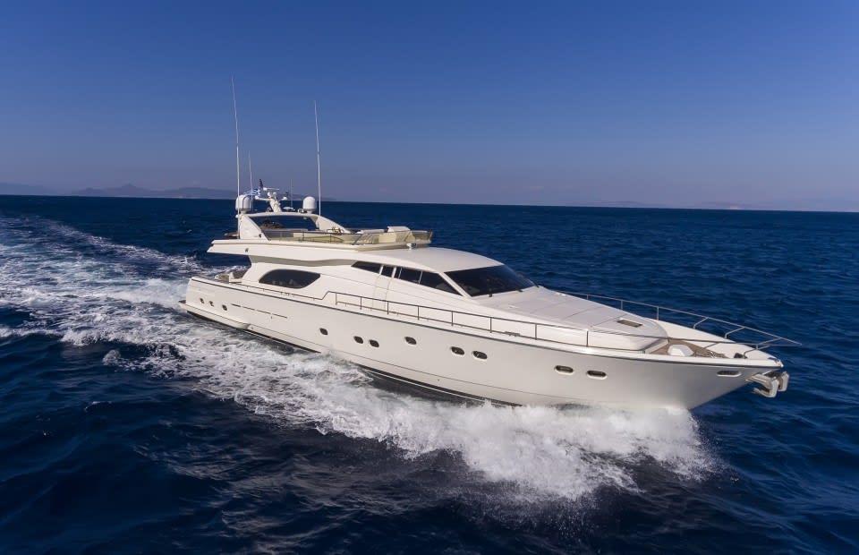 M/Y Sea Dog Yacht #5