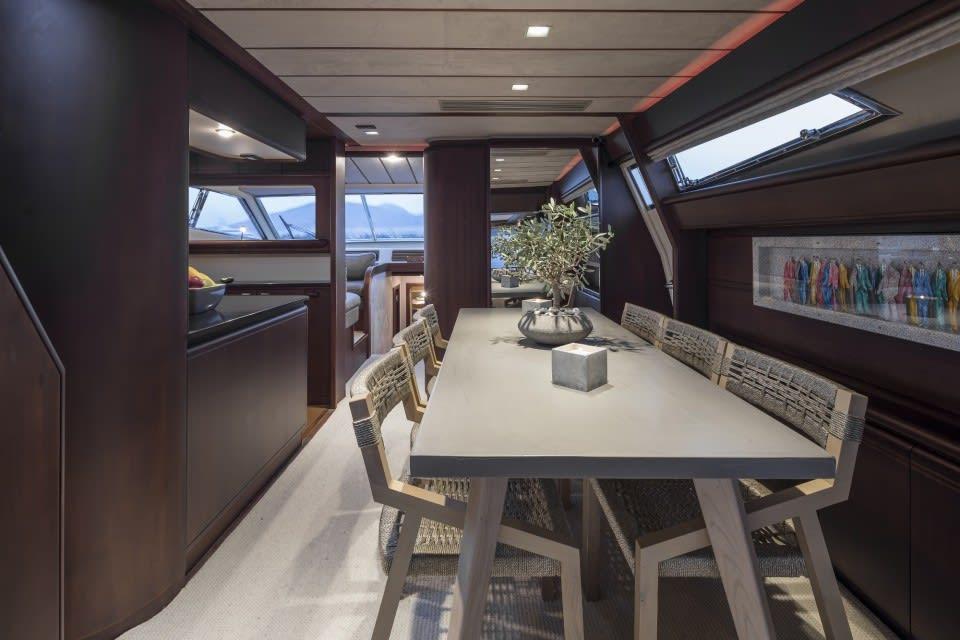 M/Y Sea Dog Yacht #10