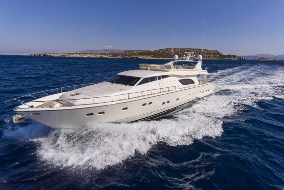 M/Y Sea Dog Yacht #1