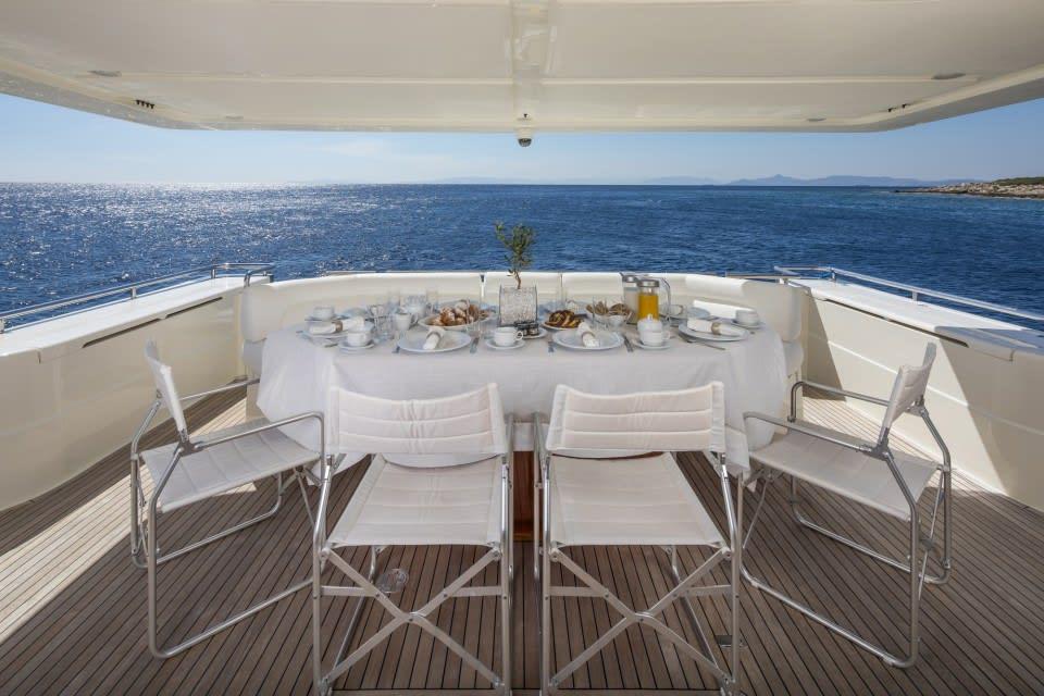 M/Y Sea Dog Yacht #6