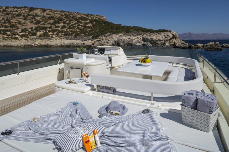 M/Y Sea Dog Yacht #3