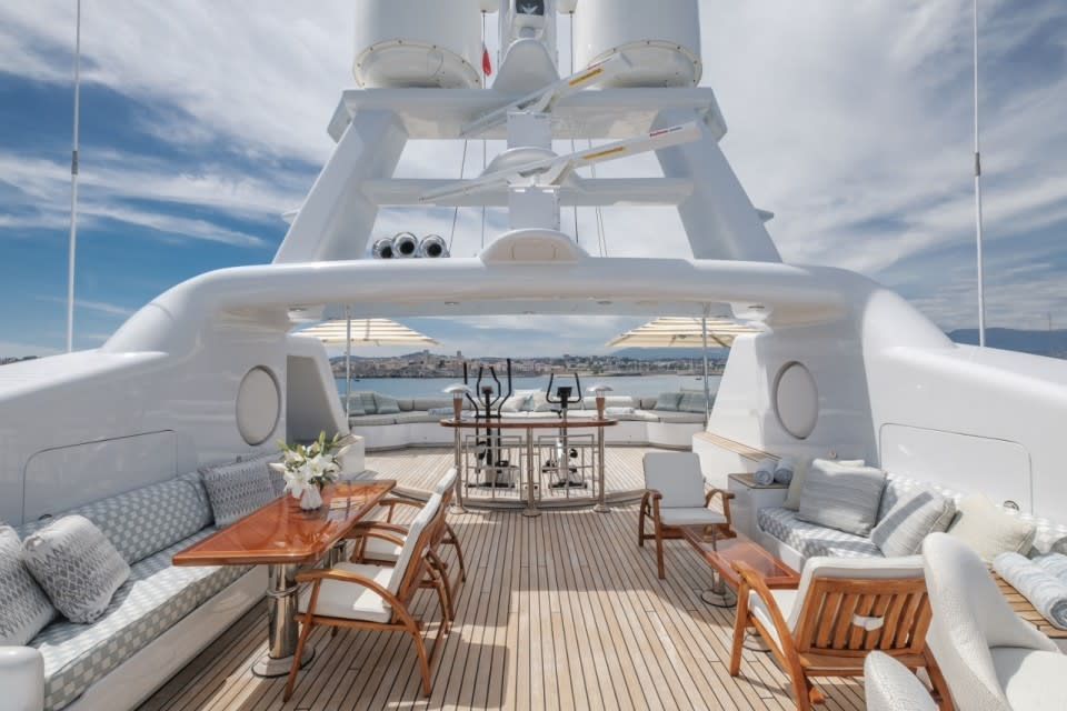 Моторная Mosaique Yacht #8