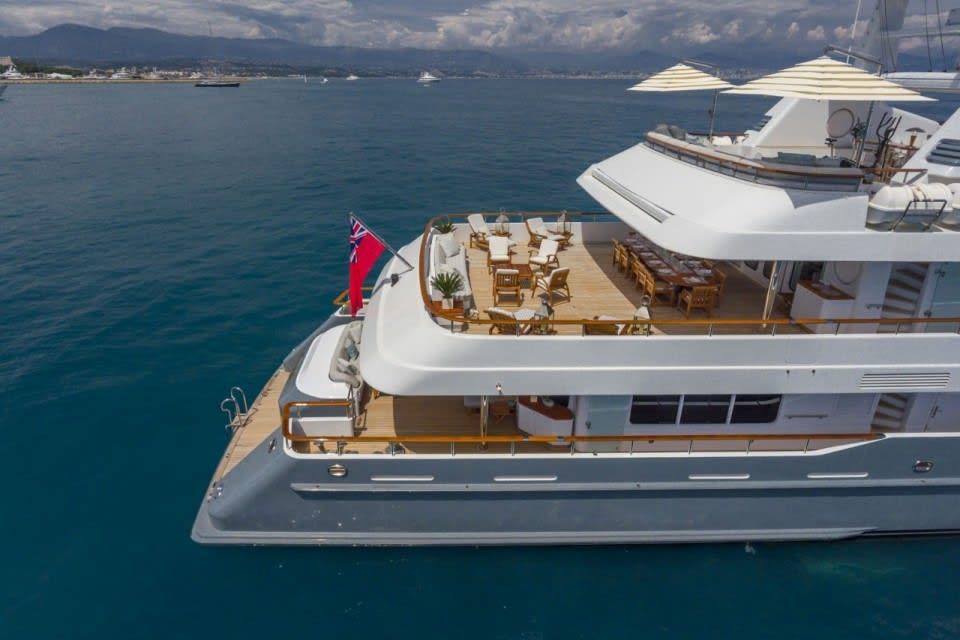 Моторная Mosaique Yacht #7