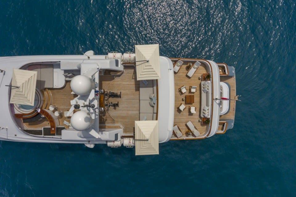 Моторная Mosaique Yacht #6