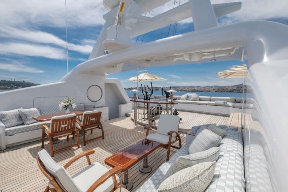 Моторная Mosaique Yacht #10