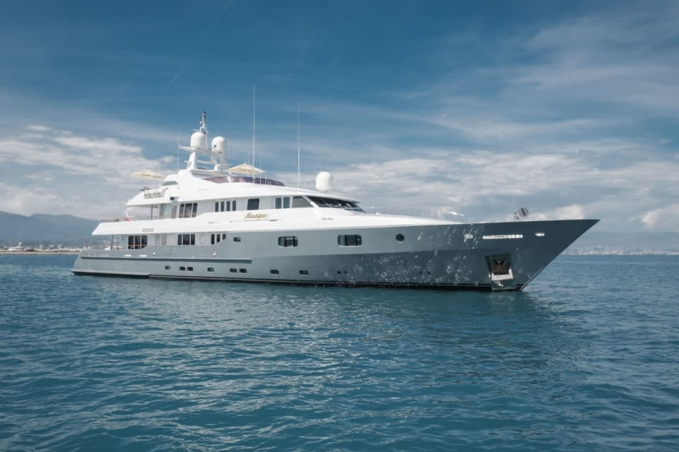 Моторная Mosaique Yacht #5