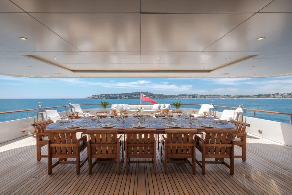 Моторная Mosaique Yacht #11