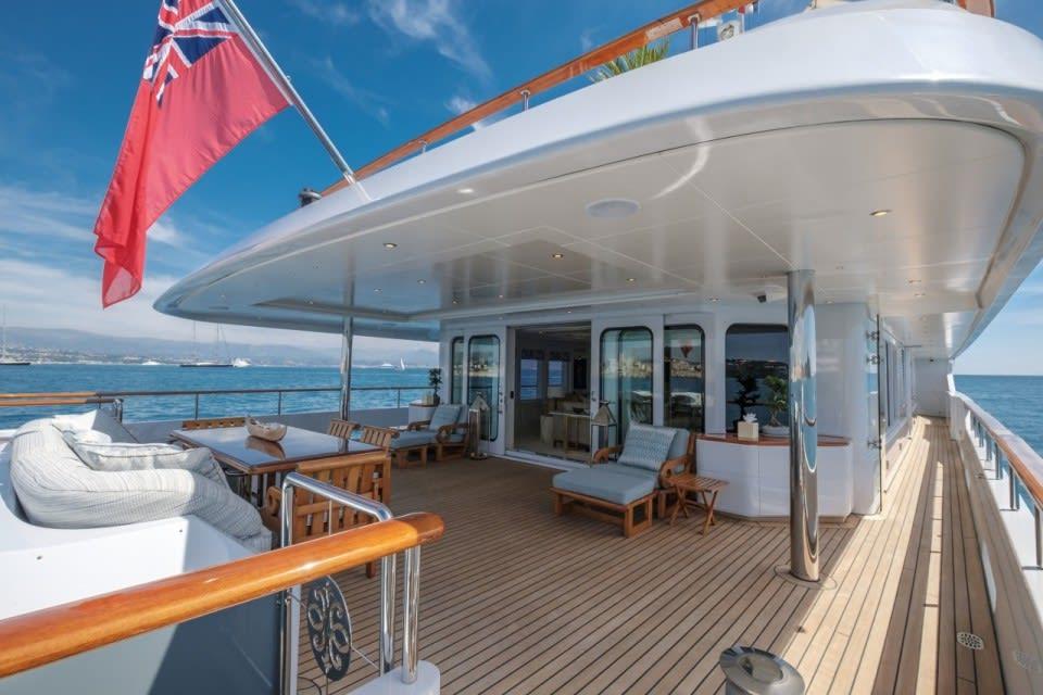 Моторная Mosaique Yacht #12