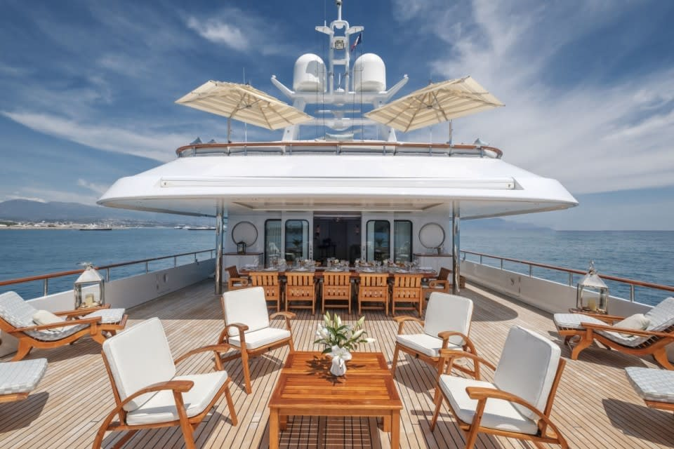 Моторная Mosaique Yacht #13
