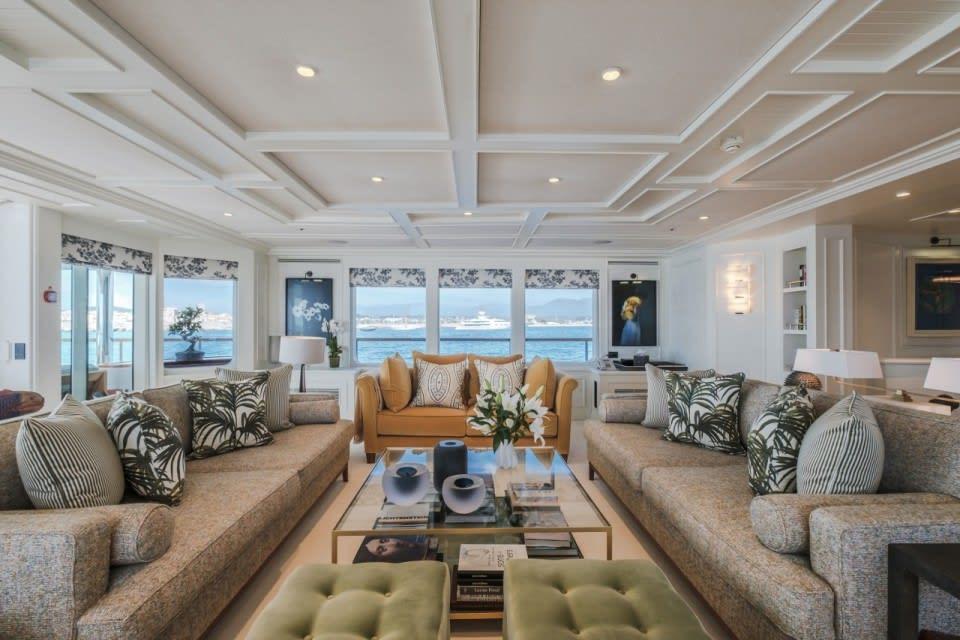 Моторная Mosaique Yacht #20