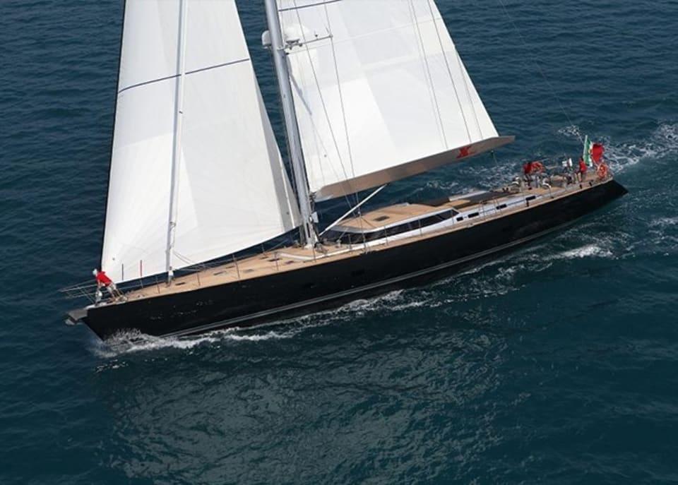 Парусная Xnoi Yacht #5