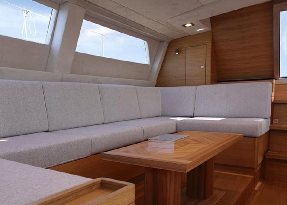 Парусная Xnoi Yacht #9