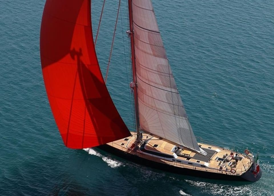 Парусная Xnoi Yacht #4
