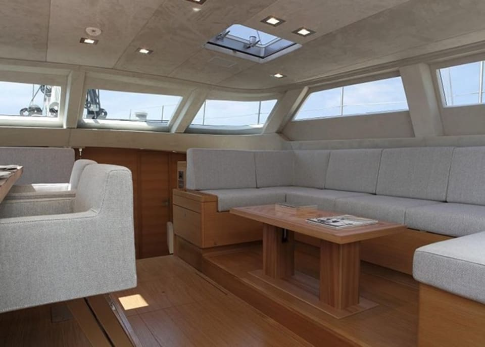 Парусная Xnoi Yacht #14