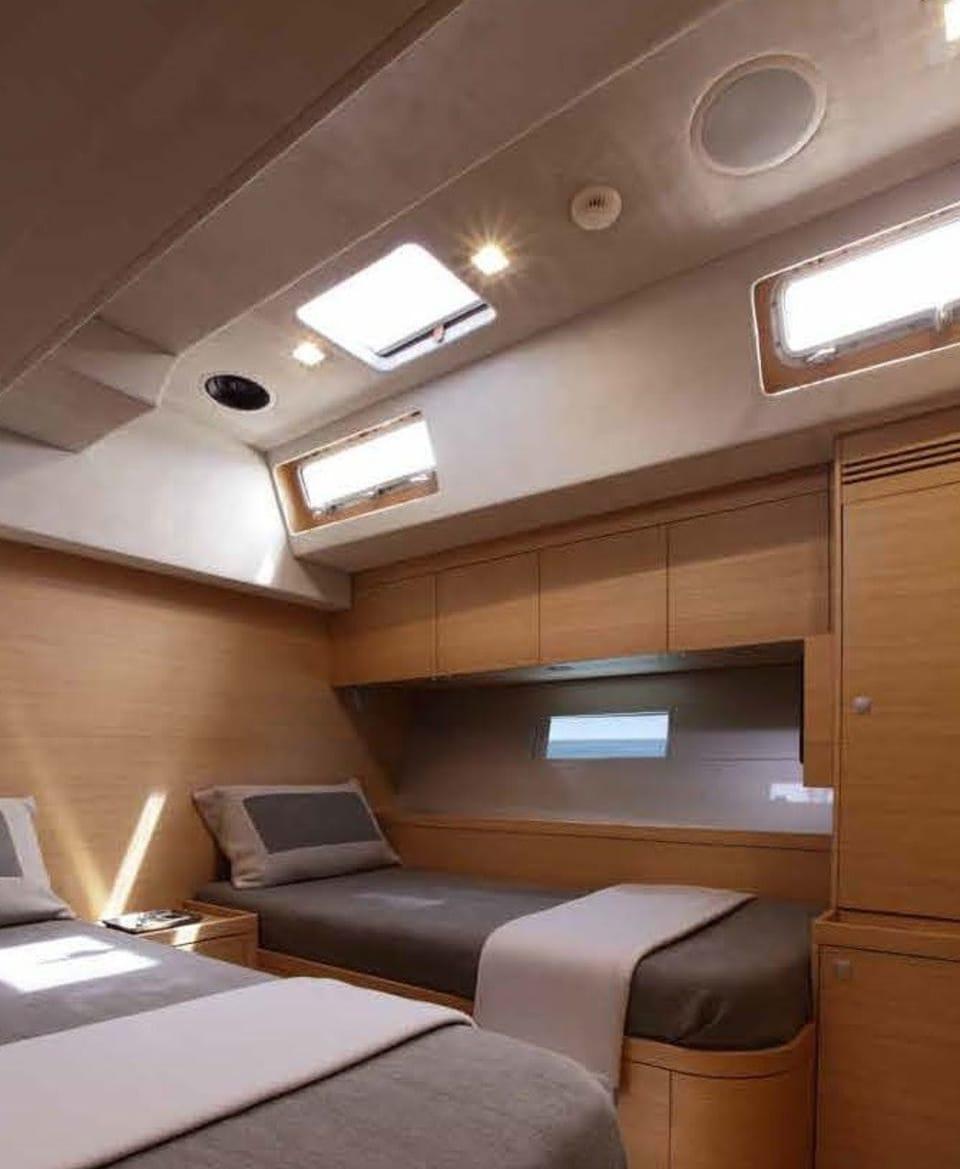 Парусная Xnoi Yacht #21