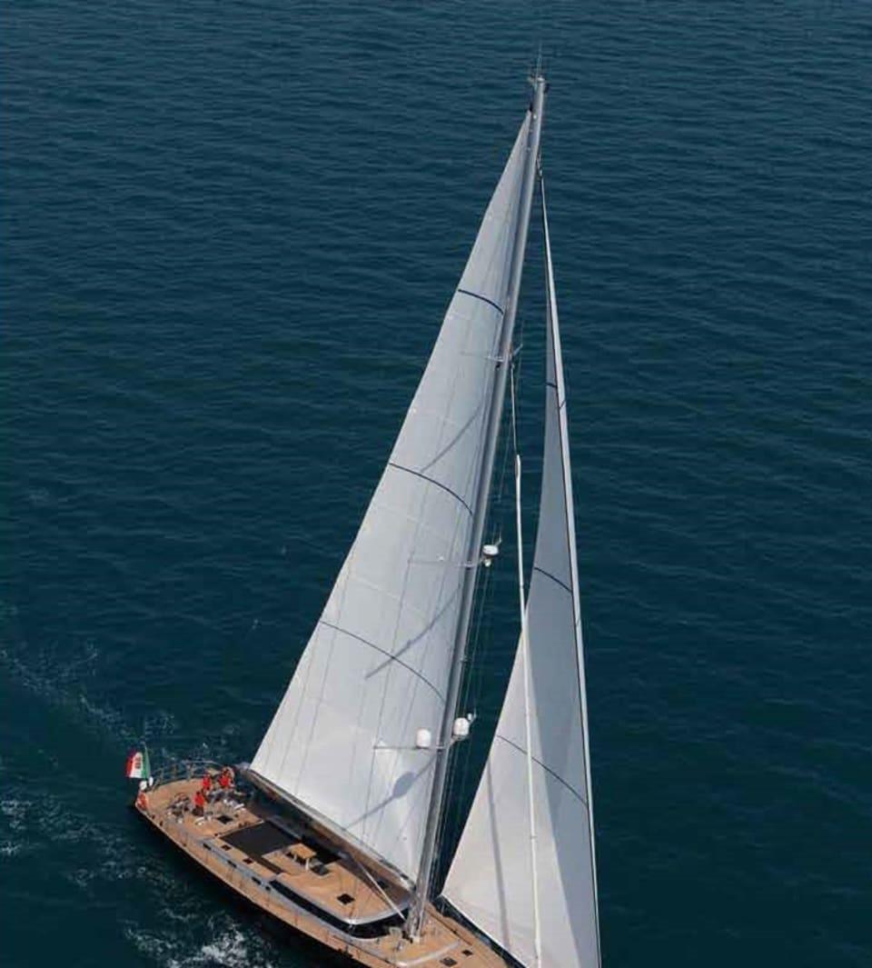 Парусная Xnoi Yacht #19