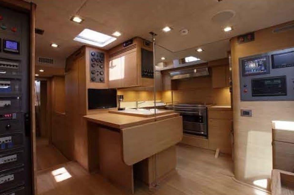 Парусная Xnoi Yacht #24