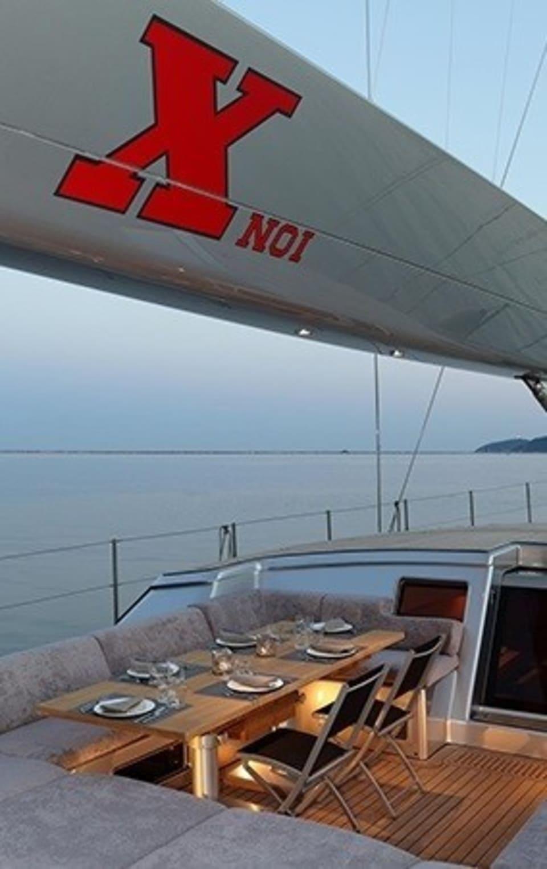 Парусная Xnoi Yacht #25