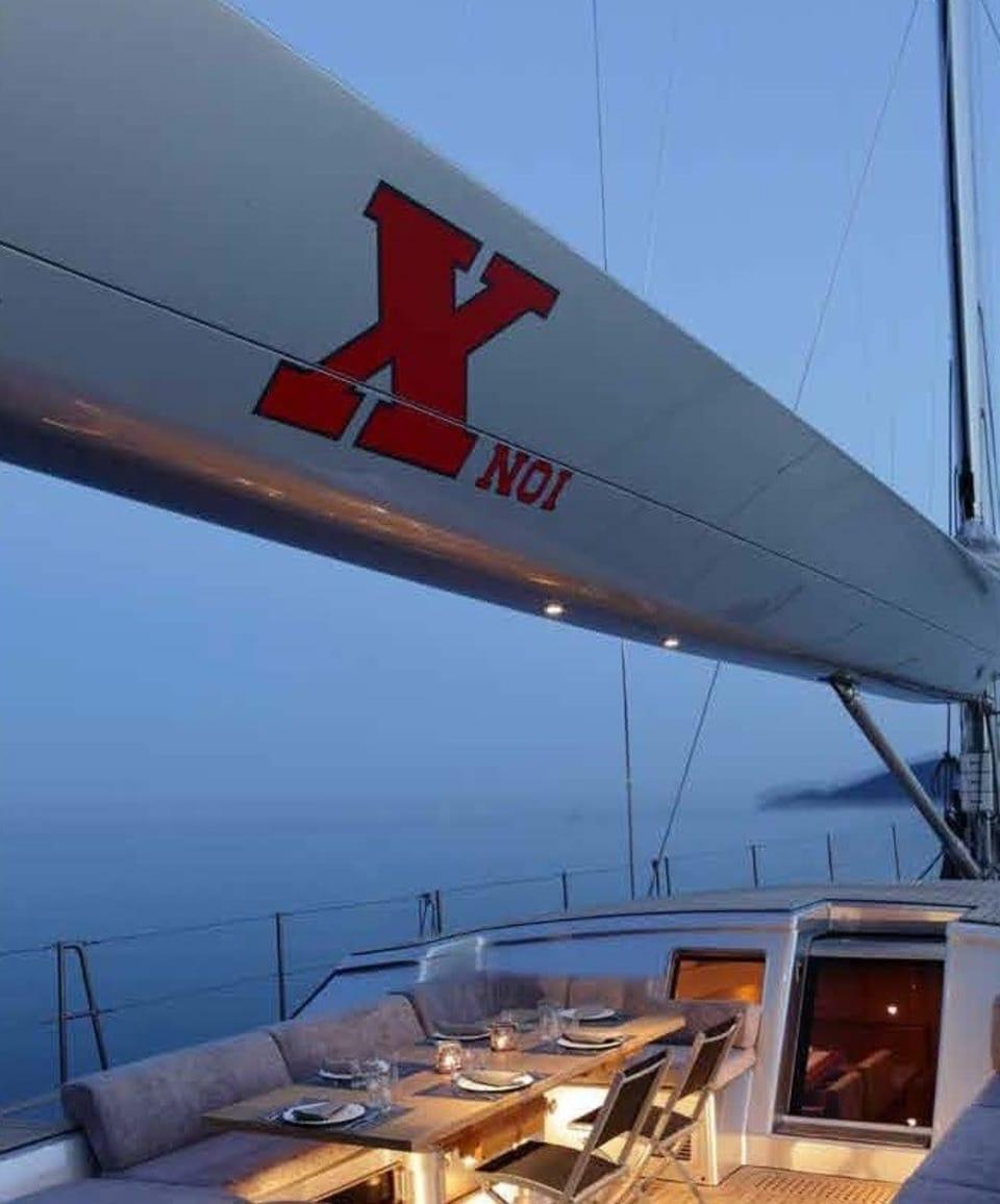 Парусная Xnoi Yacht #27