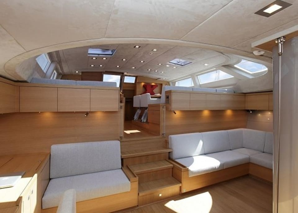 Парусная Xnoi Yacht #26
