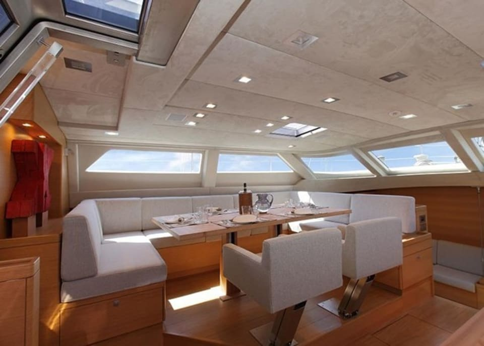 Парусная Xnoi Yacht #28