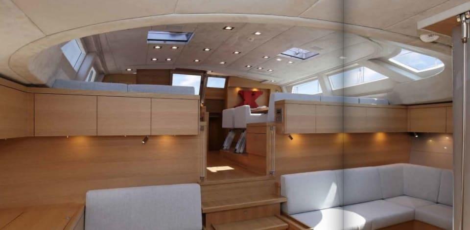 Парусная Xnoi Yacht #29