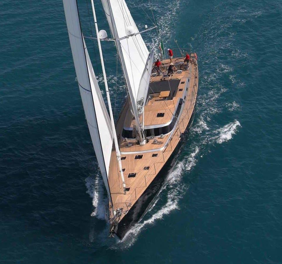 Парусная Xnoi Yacht #32