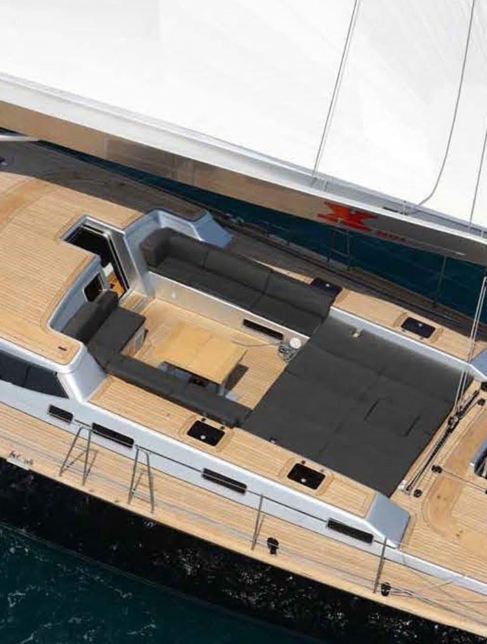 Парусная Xnoi Yacht #34