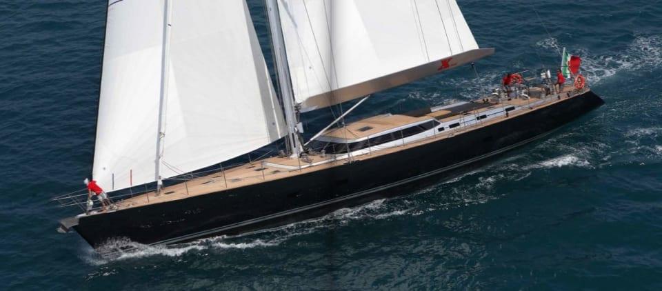 Парусная Xnoi Yacht #35