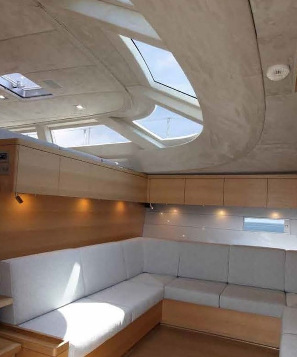 Парусная Xnoi Yacht #37