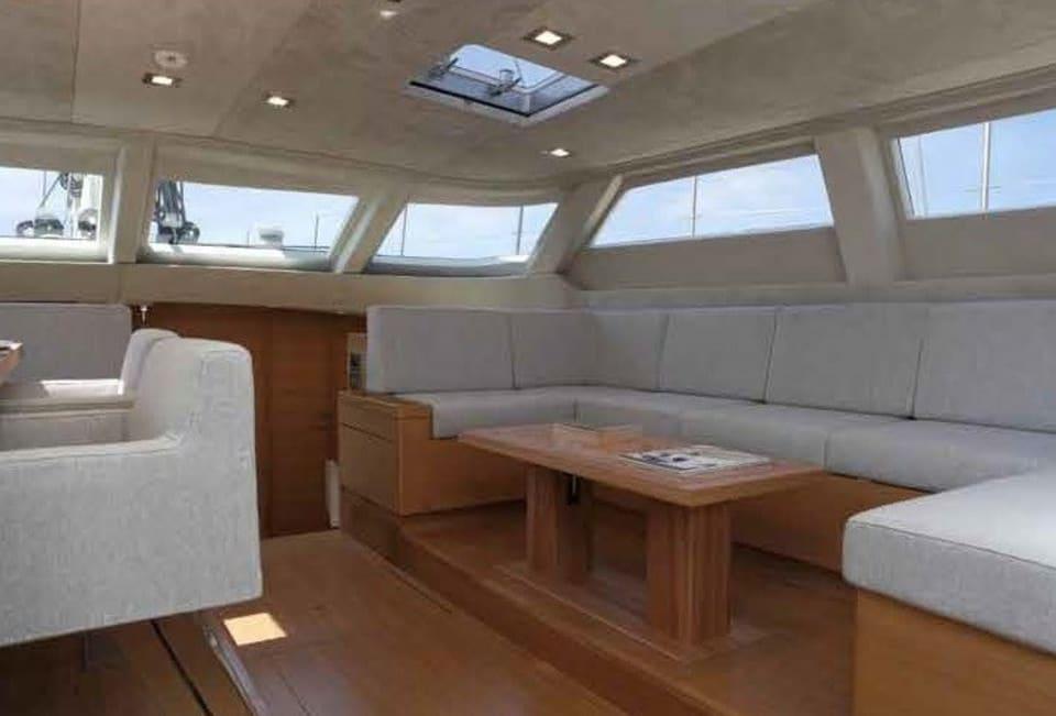 Парусная Xnoi Yacht #38