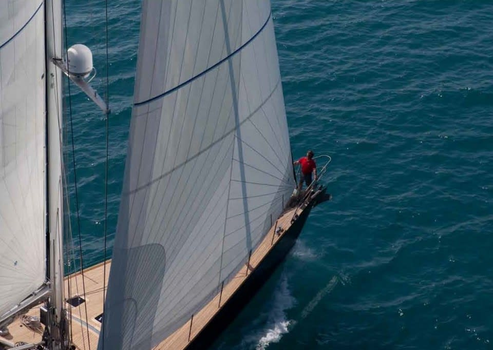 Парусная Xnoi Yacht #40
