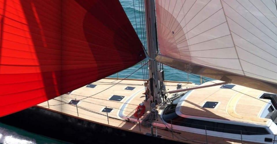 Парусная Xnoi Yacht #39