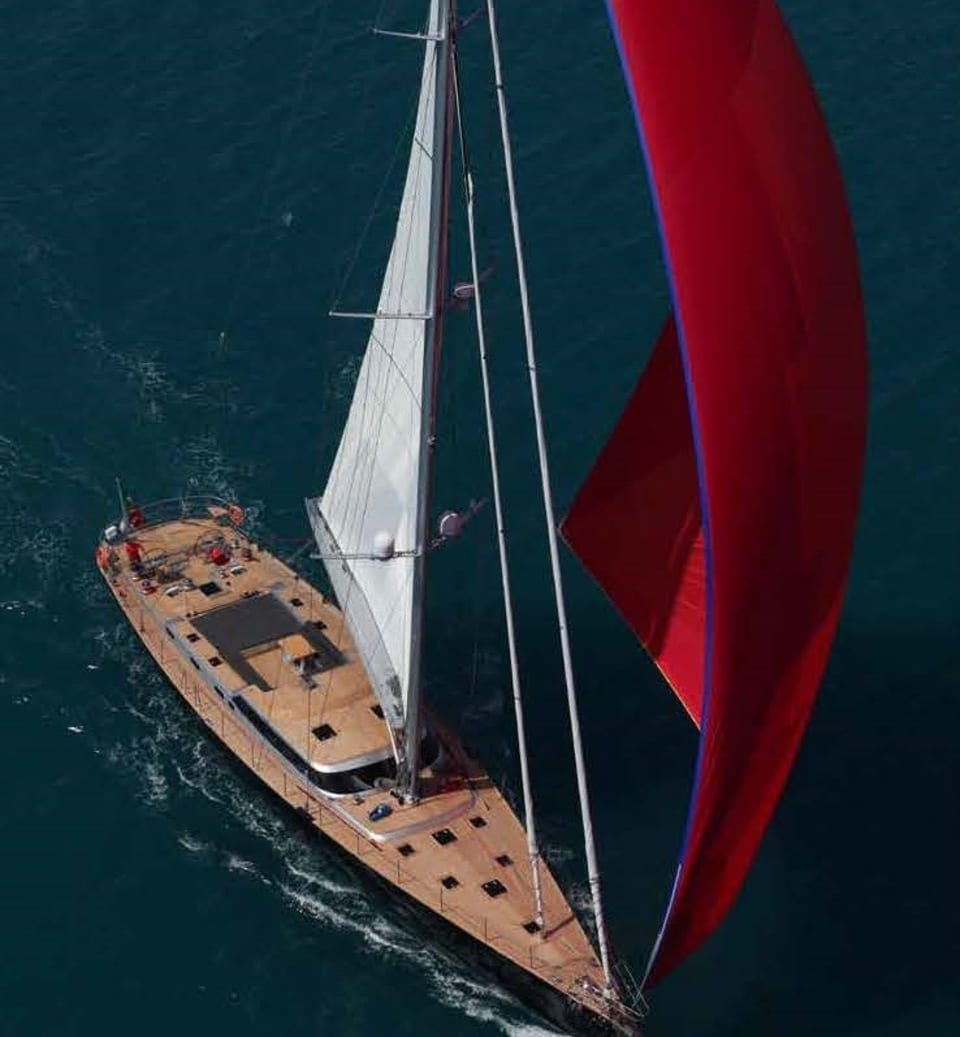Парусная Xnoi Yacht #41