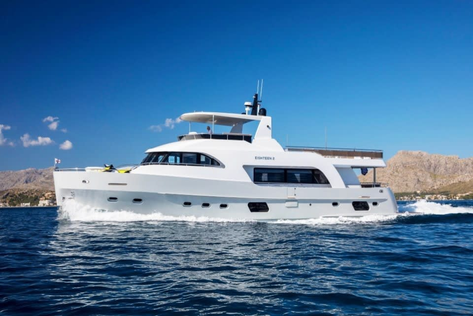 M/Y EIGHTEEN TWO Yacht #7