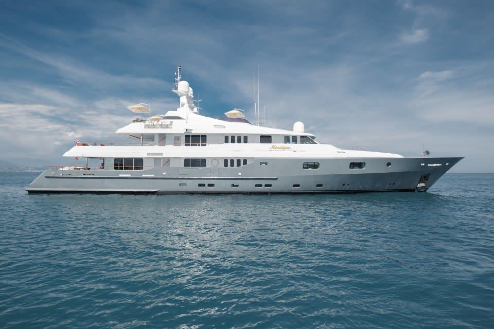 Моторная Mosaique Yacht #2