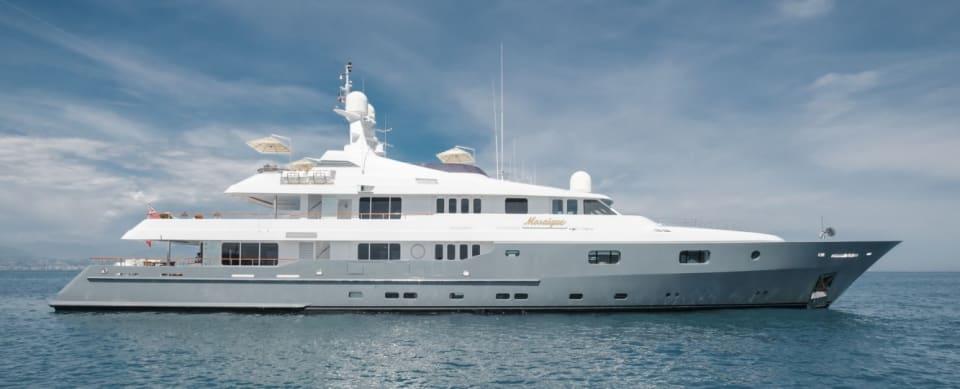 Моторная Mosaique Yacht #1