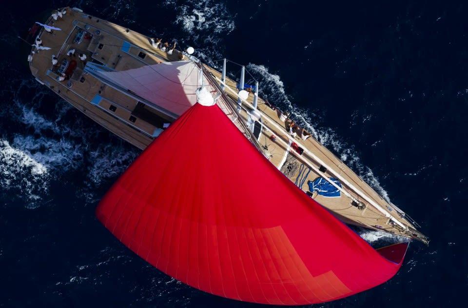 Парусная Xnoi Yacht #2