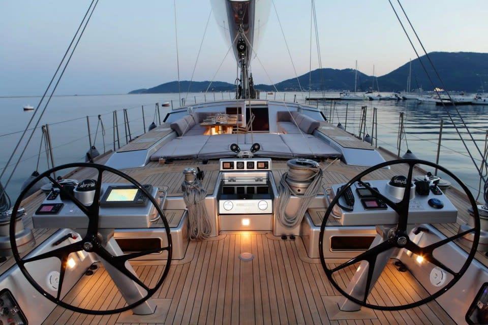 Парусная Xnoi Yacht #3