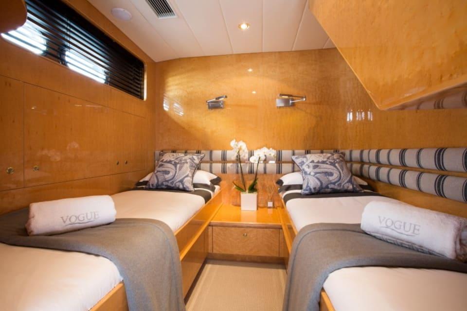 Моторная яхта Vogue Yacht #16